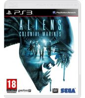 Aliens: Colonial Marines (PS3) [Русская версия]